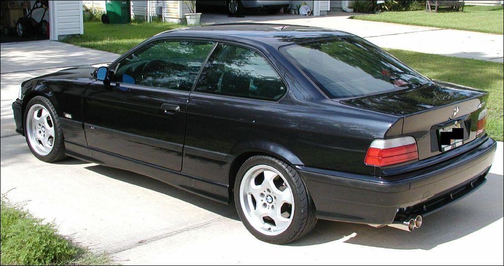 1995 Bmw Cosmos Black M3 8 Of 54