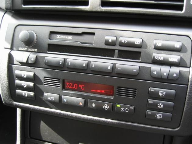 Heating Control System in the Bimmer